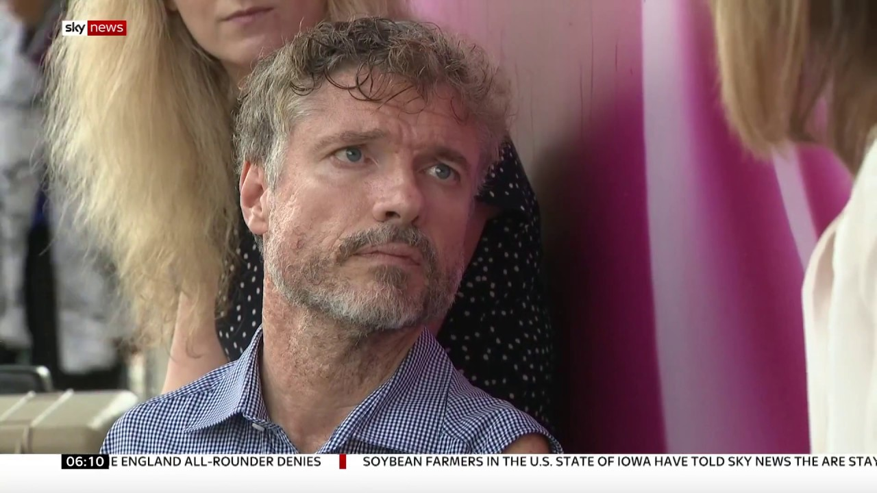 Purple Tuesday on Sky News