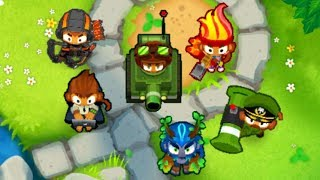 Bloons TD 6 Glitch - How To Get ALL Heroes On The Map At Once!