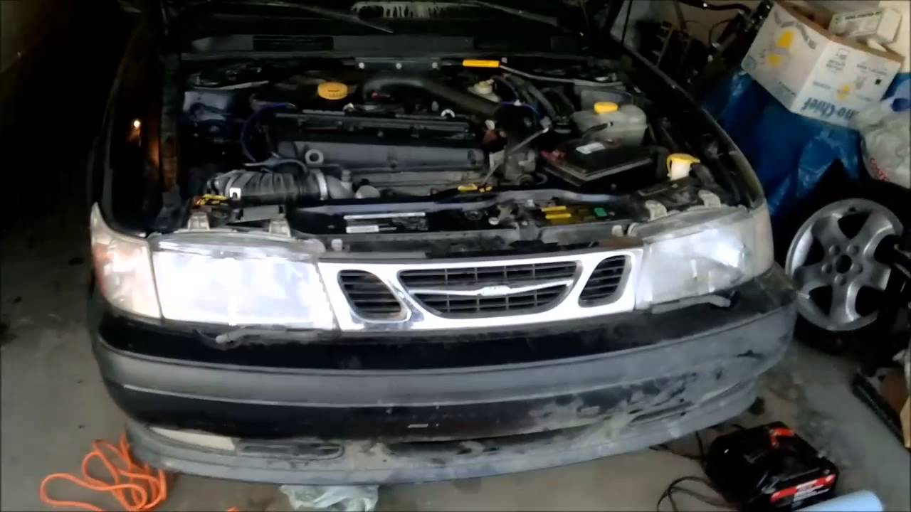 saab 9 3 no start part 2