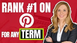 SEO FOR PINTEREST| Rank PINS #1 ON PINTEREST (EASY WITH PROOF)