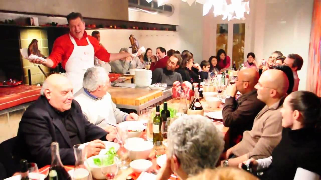 Capodanno 2011 - L'Officina della Bistecca di Dario Cecchini - Panzano ...