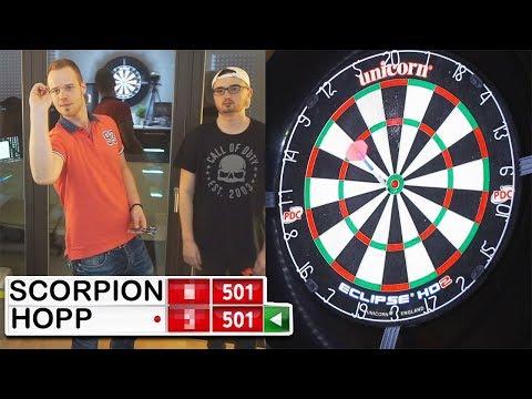 Max Hopp vs MarcelScorpion | Best of 9