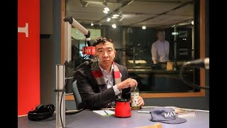Andrew Yang - A 2020 conversation on NHPR's The Exchange