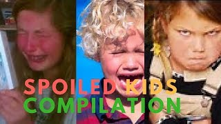 Spoiled Kids Compilation (kids having Temper Tantrums)
