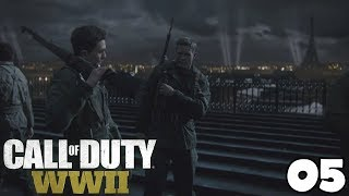 CALL OF DUTY WWII - Libération - royleviking [FR HD PS4]