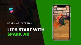 Spark AR Studio - Tutoriel pour les débutants