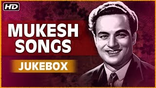Mukesh Songs | मुकेश के गाने | Old Hindi Songs Jukebox | Mukesh Ke Gaane | Best of Mukesh Songs