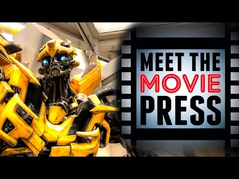 Standalone Bumblebee Movie & More Headlines - Meet The Movie Press for February 19th, 2016