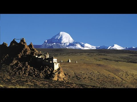 Mount Kailash in Tibet is actually an ancient manmade pyramid