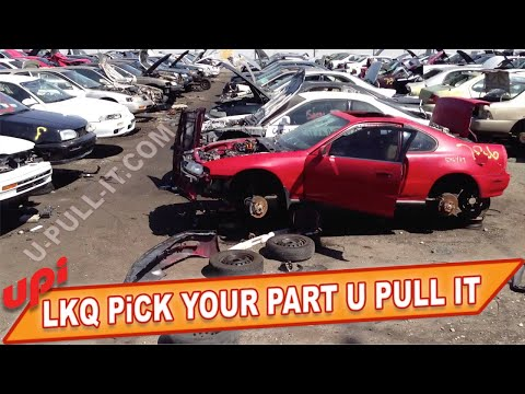 Junkyards With Online Inventory Top List