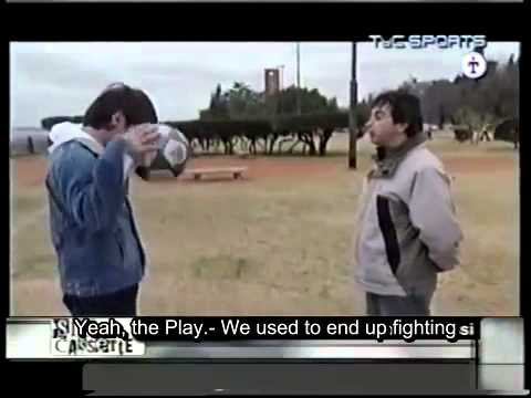 [ENG SUB] Messi Rare Interview 2005, Sin Cassette