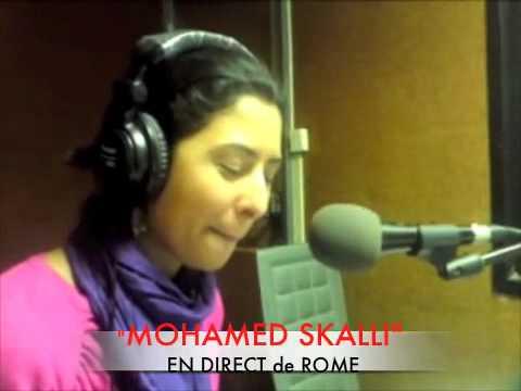 said chraibi et sanaa MOULALI  chez rissani sur radio soleil le 4 Mars 2010