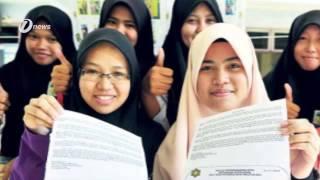 Keputusan STPM 2015; 21 Calon Di Pahang Dapat 4.0