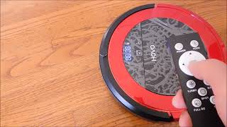 Hovo 780 mopping feature