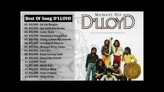D'LLOYD Full Album - Lagu Pilihan Terbaik D'lloyd ( Koleksi Lagu Nostalgia Pilihan Terbaik )