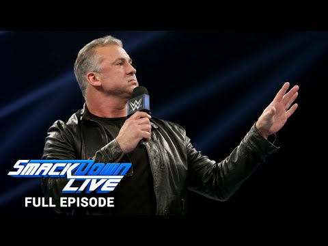 WWE SmackDown LIVE Full Episode, 12 March 2019 thumbnail
