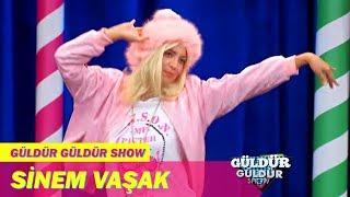 Güldür Güldür Show   Sinem Vaşak - 'Kızıcaz Sana Everybody'