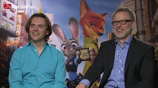 Interview Byron Howard & Rich Moore ZOOTOPIA