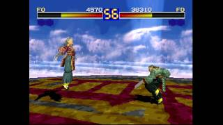 The Weekly Beating #5 - Battle Arena Toshinden