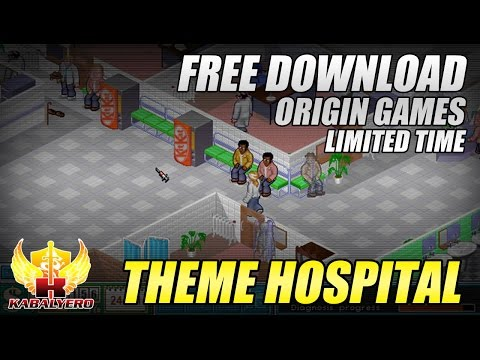 Theme Hospital ★ Free Download ★ Origin Games ✓