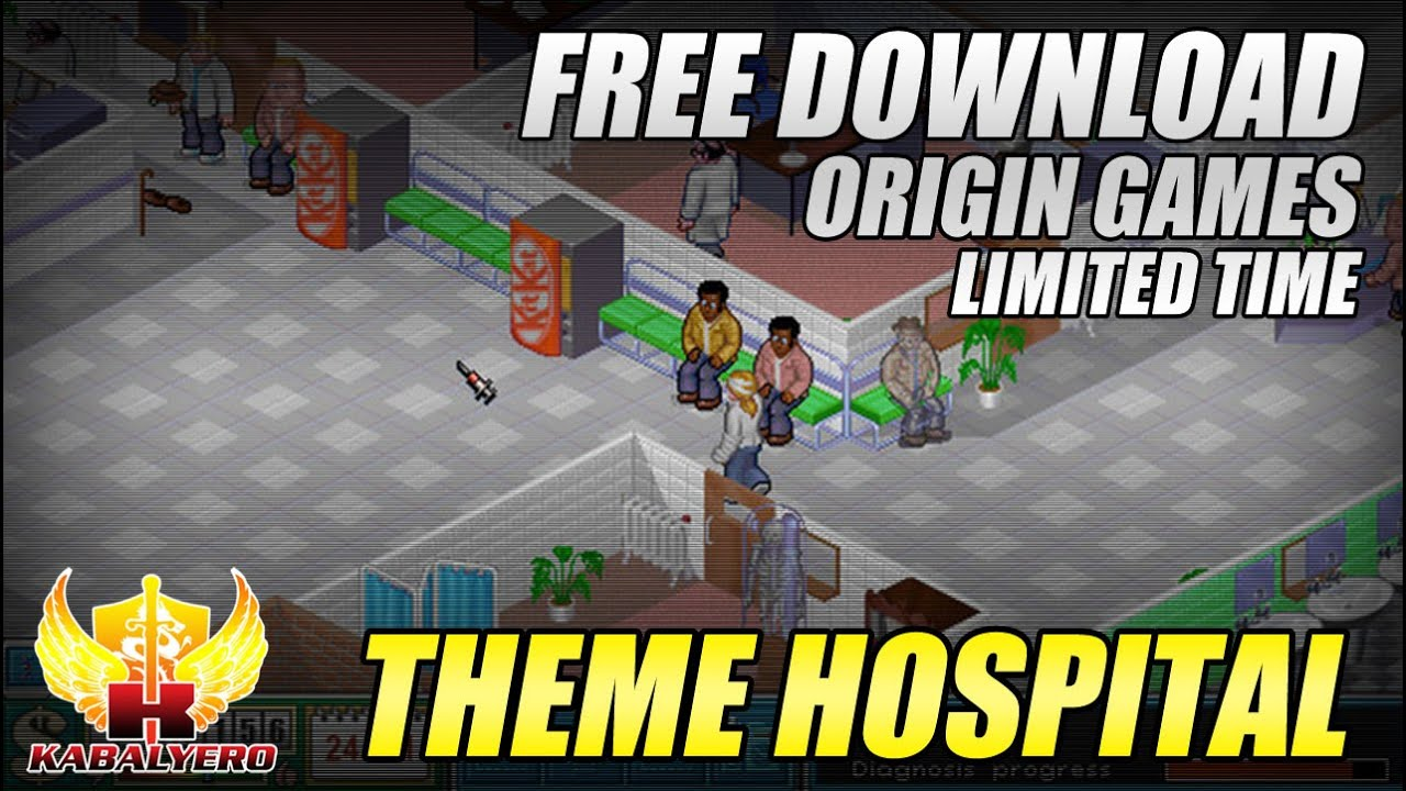 Download theme hospital for pc.