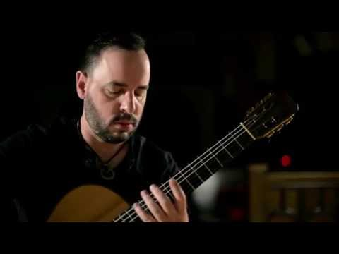 William Walton - Bagatelle No. 2. Michael Hardy, Guitar