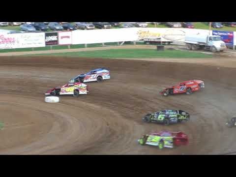 8 4 18 Modified Heat #2 Lincoln Park Speedway