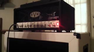 EVH 5150 iii 50 Watt W/ PRS Baritone