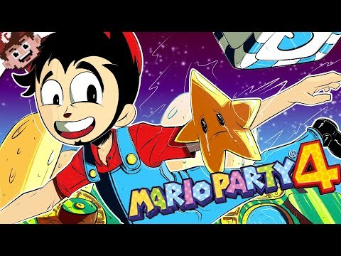LETS RUIN FRIENDSHIPS! (Mario Party Funny Moments | Tangled Cords Couch Co-op)