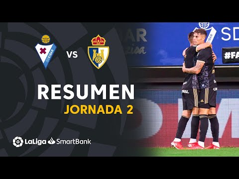 Eibar Ponferradina Goals And Highlights