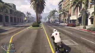 GTA 5 PC - Sticky Bombing / Killing Randoms