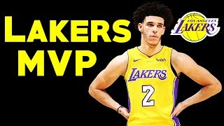 Why Lonzo Ball is the Most Important Player on the Lakers!