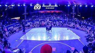 Breaking Competition   FIBA 3x3 WT M Lausane 2017   DanceSport Total