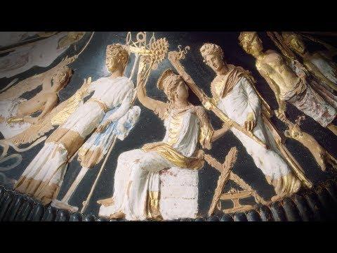 «Царица ваз». Рассказывает Дмитрий Васько, сотрудник Отдела Античного мира