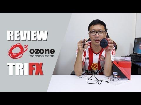 รีวิว: Ozone Gaming TriFX [In-ear]