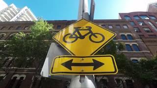 Sydney CBD Segment Hunting, Bike Rides and Cycleways