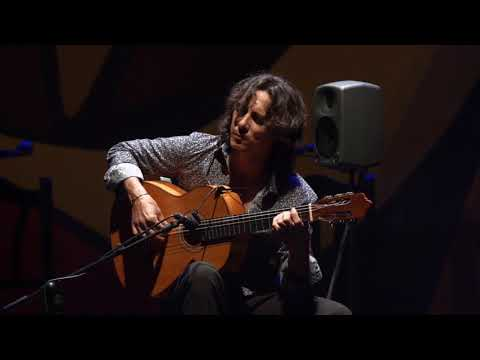 Manuel Fernandez Heredia guitarra Semifinal del Cante de las Minas 2017