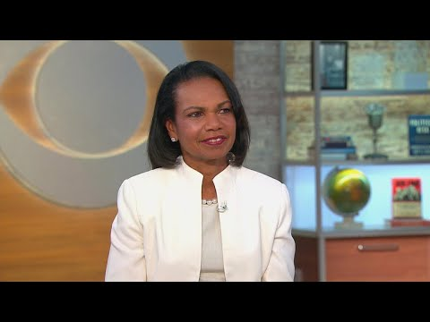 "Condoleezza Rice on North Korea summit, Trump and ""Political Risk"""