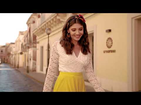 Larisa Costea for Chicwish in Sicily - Catania, Siracusa & Noto