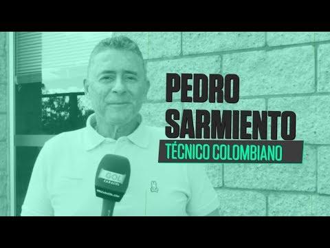 Pedro Sarmiento, 'Al Paredón': multicampeón, empresario y soñando con dirigir Colombia | Gol Caracol