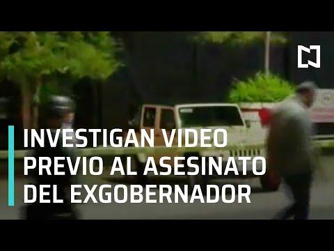 Analizan video previo al asesinato del Aristóteles Sandoval - Por las Mañanas