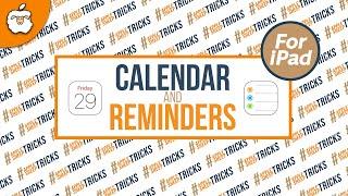 AppleSheep Tricks EP 3: เพราะเวลาของเราไม่เท่ากัน !! มาบริหารชีวิตที่วุ่นวายด้วย Calendar&Reminders