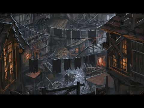 Dark Town Life - Background Game Music