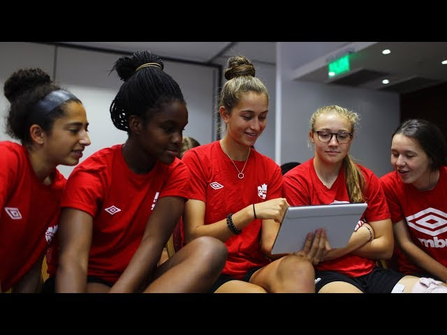 Players Embrace Enjoyable Ethics Education - FIFA U-17 Women's World Cup 2018™