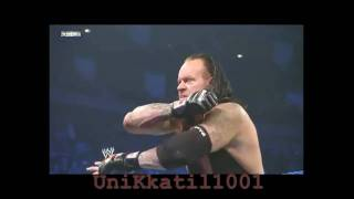 Undertaker Helps Rey Mysterio