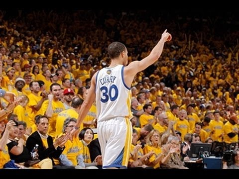 Stephen Curry's INCREDIBLE 3rd Quarter