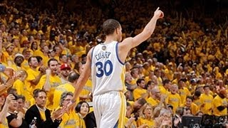 Stephen Curry's INCREDIBLE 3rd Quarter thumbnail