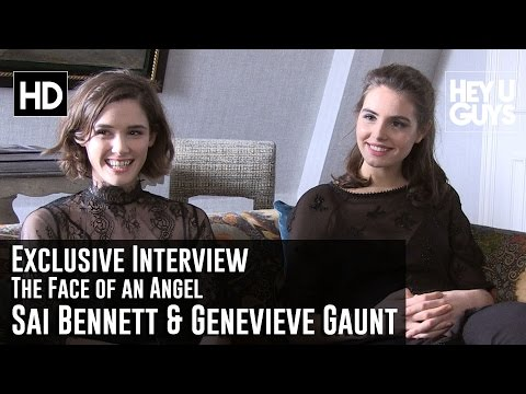 Sai Bennett & Genevieve Gaunt Exclusive Interview - The Face of an Angel (Cara Delevingne)