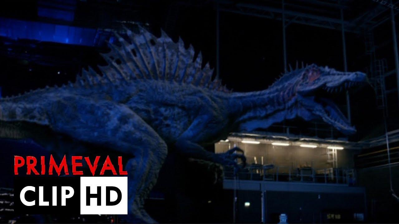Download Primeval : Saison 4 - Episode 1   Le Spinosaure est capturé dans l'arène   VF