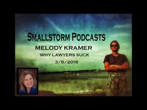Sofia Smallstorm Interviews Melody Kramer